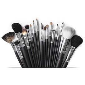 Set 18 pensule Cupio Make-Up PRO